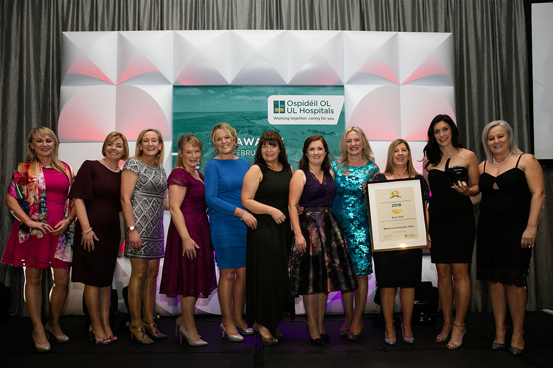 UL Hospitals – Health Awards